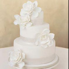 Simple...would be pretty with a burlap ribbon around bottoms, and perhaps pearl or antique jewelry touches
