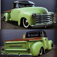CHEVY FRONT & REAR