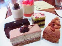 Christian Camprini cakes from Hyatt Regency Tokyo1