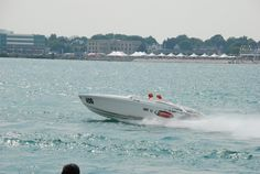 Offshore Boat Races, Sarnia, 2011. More to come.