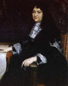 18 janvier 1641 : Naissance de François Michel Le Tellier, marquis de Louvois, ministre de Louis XIV.