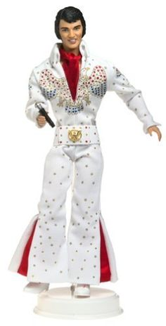 ELVIS Barbie Collectible Collector Edition Doll featuring in White Eagle Jumpsuit Timeless Treasures Elvis Presley Collection by Mattel, http://www.amazon.com/dp/B000056VOC/ref=cm_sw_r_pi_dp_ET9osb0HT7EBV