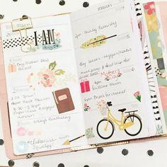 Planner peace & decorated pages | Mrs Brimbles | Bloglovin'