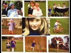 Young Princess Diana - home videos - YouTube