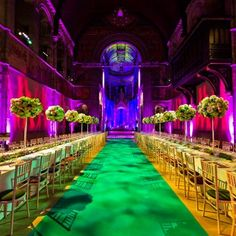 I Love The Idea Of An Old Library Wedding Venue In