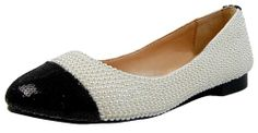 Honeystore Women's Sequins and Pearls Leather Flats White 8.5 B(M) US Honeystore,http://www.amazon.com/dp/B00F3VFPGK/ref=cm_sw_r_pi_dp_0n-zsb0H8YN20XGB