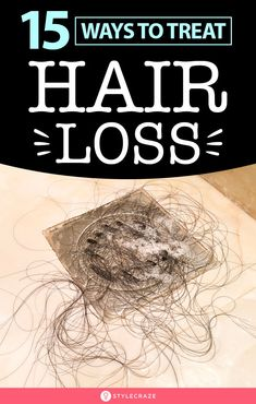 15 Effective Hair Masks To Treat Hair Loss: With your busy schedule taking time out to get your hair treated can be a h. Why Hair Loss, Stop Hair Loss, Oil For Hair Loss, Hair Loss Women, Prevent Hair Loss, Normal Hair Loss, Afro Hair Loss, Hair Loss Cure, Best Hair Loss Shampoo