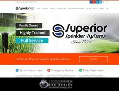"Business Geographical Marketing: Online display is a well-established form of advertising. But during the last decade ad space was sold ""run of the network,"" so it was mainly used by national advertisers trying to reach mass audiences. Local businesses could not participate in this online revolution because there was no affordable model scaled to local business needs. Established in 1954, Superior Sprinkler Systems are the oldest and most highly trained full-service professional irrigation…"