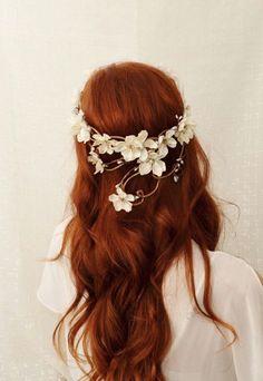 Hairstyle Inspiration: Auburn Hair   Lovelyish