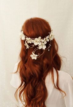 Hairstyle Inspiration: Auburn Hair | Lovelyish