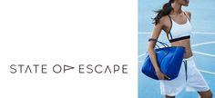 STATE OF ESCAPEのコンセプトや最新情報、ショップリストなどをご覧いただけます。