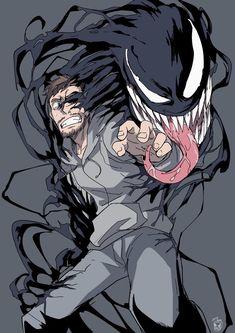 Marvel Comics, Marvel Venom, Marvel Villains, Marvel Memes, Manga Comics, Venom Film, Venom Movie, Venom 2018, Spiderman