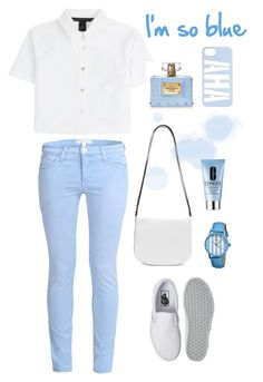 """I'm so blue"" by yuni-cahya on Polyvore"