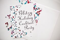 Featured on HGTV: Modern Holiday Cocktail Party | Michelle Edgemont
