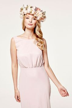 View our Range of Bespoke Bridesmaid Dresses in London. Bridal Wear & Dresses to suit your needs. Buy your Bridesmaid Dress & Bridal Wear Online - View Now! Unique Bridesmaid Dresses, Bridal Dresses, Prom Dresses, Bridesmaids, Pink Dress, Peplum Dress, Maids To Measure, Feminine, Gowns