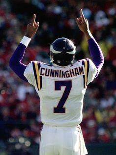 Randall Cunningham!