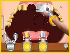 FREE app July 20th (reg 1.99) Workday Dentist allows you to live the life of a dentist. Clean the patient's teeth, drill cavities, and put on braces. Even spray paint the patient's teeth! Feed the patient's junk food to add cavities and gunk!