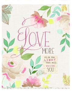 Vintage love art print by stephanieryanart petal and light b Watercolor Art Diy, Watercolor Art Paintings, Watercolors, Flower Quotes, Vintage Love, Love Art, Beautiful Words, Art Lessons, Art Quotes
