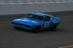 Richard Petty 1971 Plymouth Roadrunner