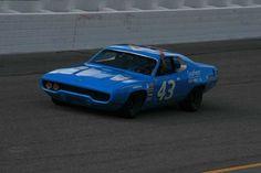 Richard Petty 1971 Plymouth Roadrunner