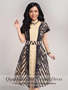 Home - Batik Kultur Kebaya Dress, Batik Kebaya, Dress Pesta, Summer Dresses For Women, Trendy Dresses, Casual Dresses, Fashion Dresses, Model Dress Batik, Batik Dress