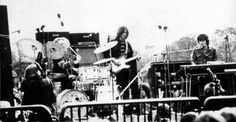 Blind faith Hyde Park Free Concert 6-7-69.