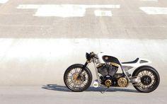 Mickey Rourke's bike