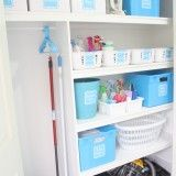 Laundry Room Organisation + Homemade Laundry Powder » The Organised Housewife