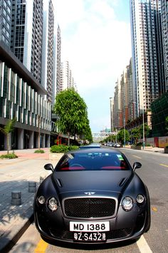 Bentley Supersport - wowowowowoowwoowowowowow