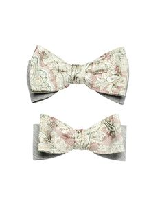 Father & Son bow tie Jude & Rafferty by Bowking