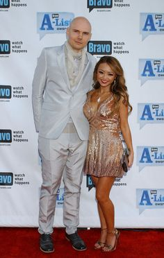 Billy Corgan and Tila Tequila - Celebrity Couples You Totally Forgot About - Photos