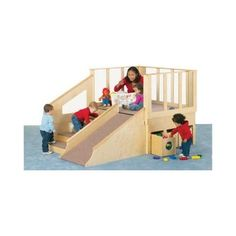 Amazon.com: Tiny Tots Loft12-24 Months Playground Equipment: Sports & Outdoors
