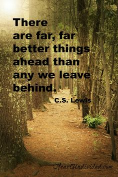 On our toughest days, it helps to keep our perspective...there are better things ahead! God has plans for His people!