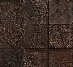 end grain tiles available from cle