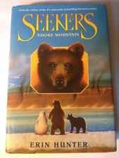 Erin Hunter Seekers Smoke Mountain Book 3 In The Series First Edition Hard Cover