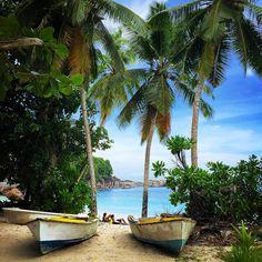 Anse Takamaka, Mahe Seychelles