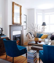 Interior: Relaxed elegance