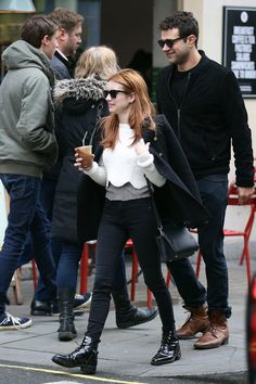 Pin for Later: Emma Roberts Has a New Man In Her Life
