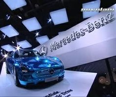 Mercedes Salone di Parigi 2012