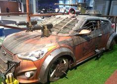 The Mad Max Mod