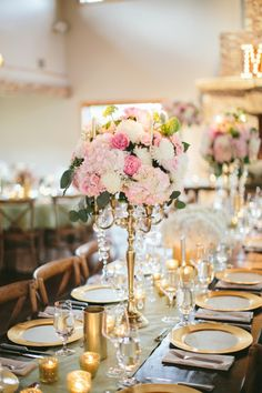 Glamorous table: http://www.stylemepretty.com/texas-weddings/dripping-springs/2015/03/05/chic-spring-wedding-at-camp-lucy/ | Photography: Taylor Lord - http://www.taylorlord.com/