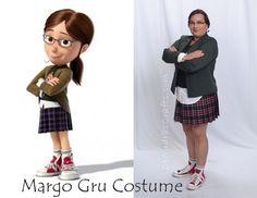 Picture of Margo Gru Costume