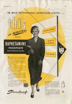 Vintage Drug Ads   Pharmacy   Student Doctor Network