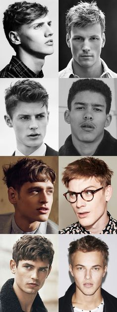 5 Key Men's Hairstyles For 2016 | FashionBeans