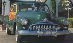 1948 Buick Roadmaster Estate Wagon...Re-pin Brought to you by agents at #HouseofInsurance in #EugeneOregon for #LowCostInsurance.