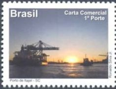 Port of Itajaí, Santa Catarina charms