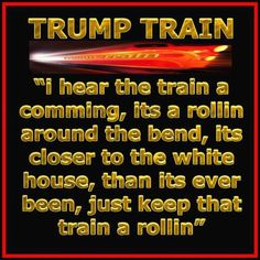 TRUMP TRAIN's photo.