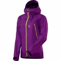 The Women's Spirit Q Jacket is a light, durable jacket, sculpted for the discerning mountaineer.
