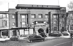 Het oude Grand Hotel
