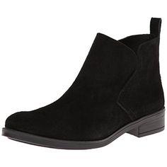 Lucky Brand 1930 Womens Nightt Black Ankle Boots Shoes 10 Medium (B,M) BHFO #LuckyBrand #AnkleBoots